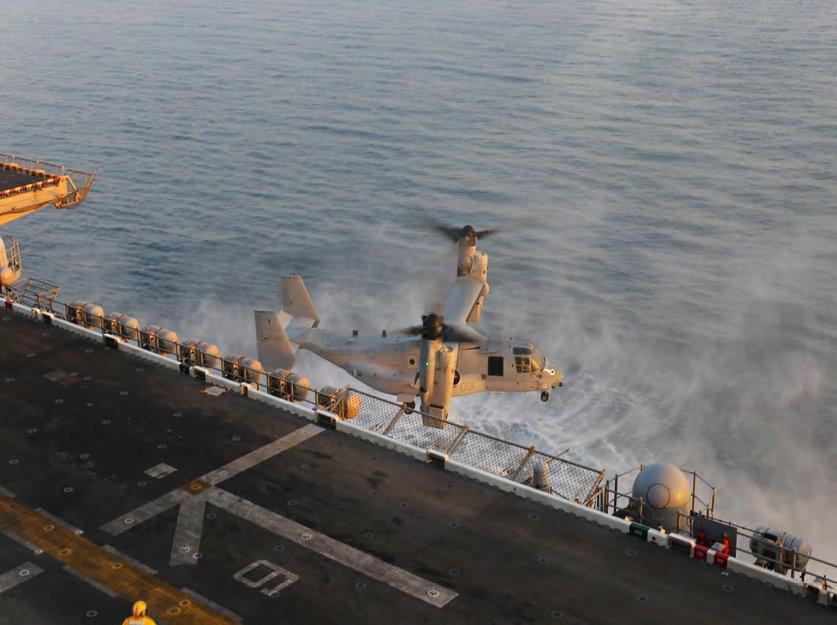 Osprey Elicottero : Software aggiornato per gli osprey dopo l incidente