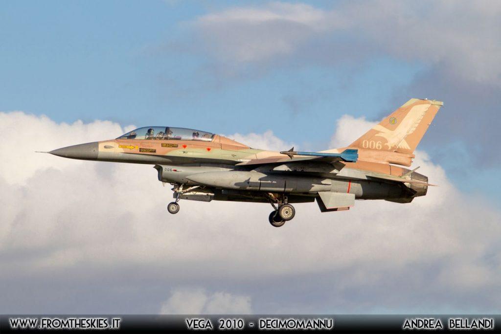 VEGA 2010 - F-16d Netz