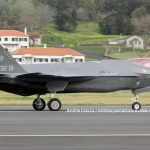 F-35 Aeronautica Militare MM7332- Lajes AB