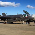 F-35 Aeronautica Militare MM7332- NAS Patuxent River 3