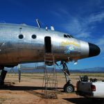 Lockheed C-121 Constellation - Columbine II