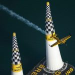 Red Bull Air Race 2016 - Abu Dhabi - Nigel Lamb