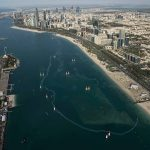 Red Bull Air Race 2016 - Abu Dhabi - Track