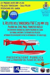 Fiat C29 MM129 Palazzo Todeschini 2016