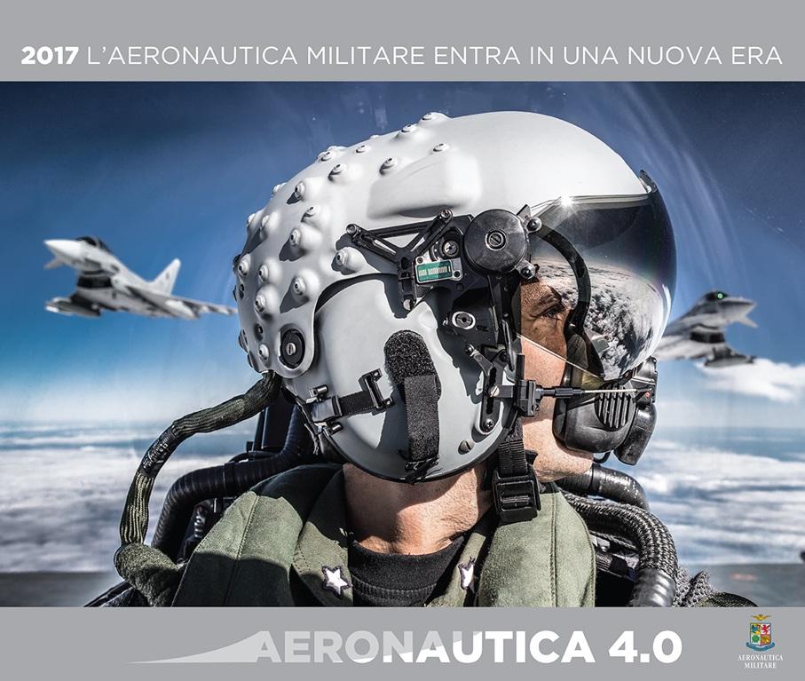 Aeronautica militare 4 0 presentato il calendario 2017 for Soggiorni militari invernali 2016 2017