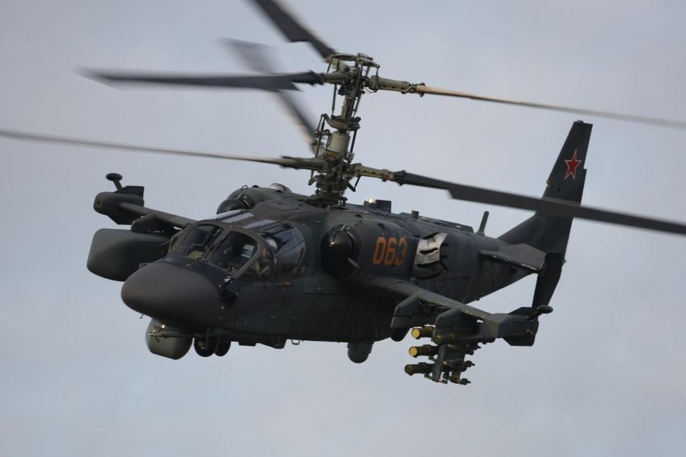 Elicottero Ka 52 : Kamov ka quot alligator l elicottero del futuro
